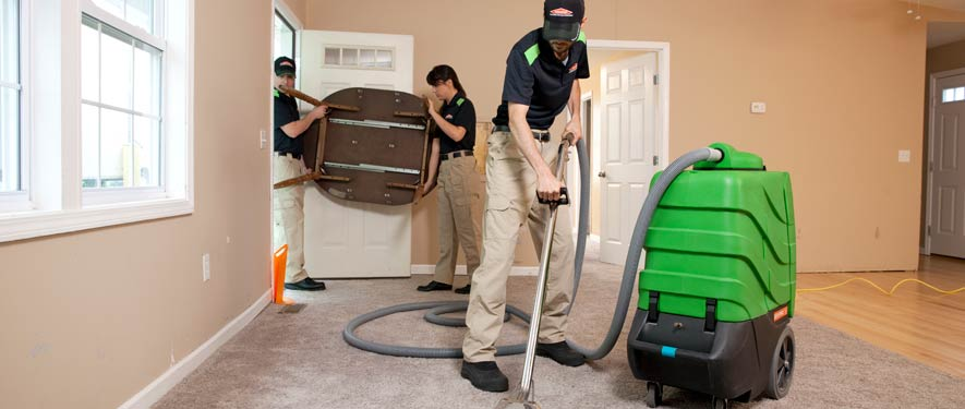 San Ramon, CA residential restoration cleaning